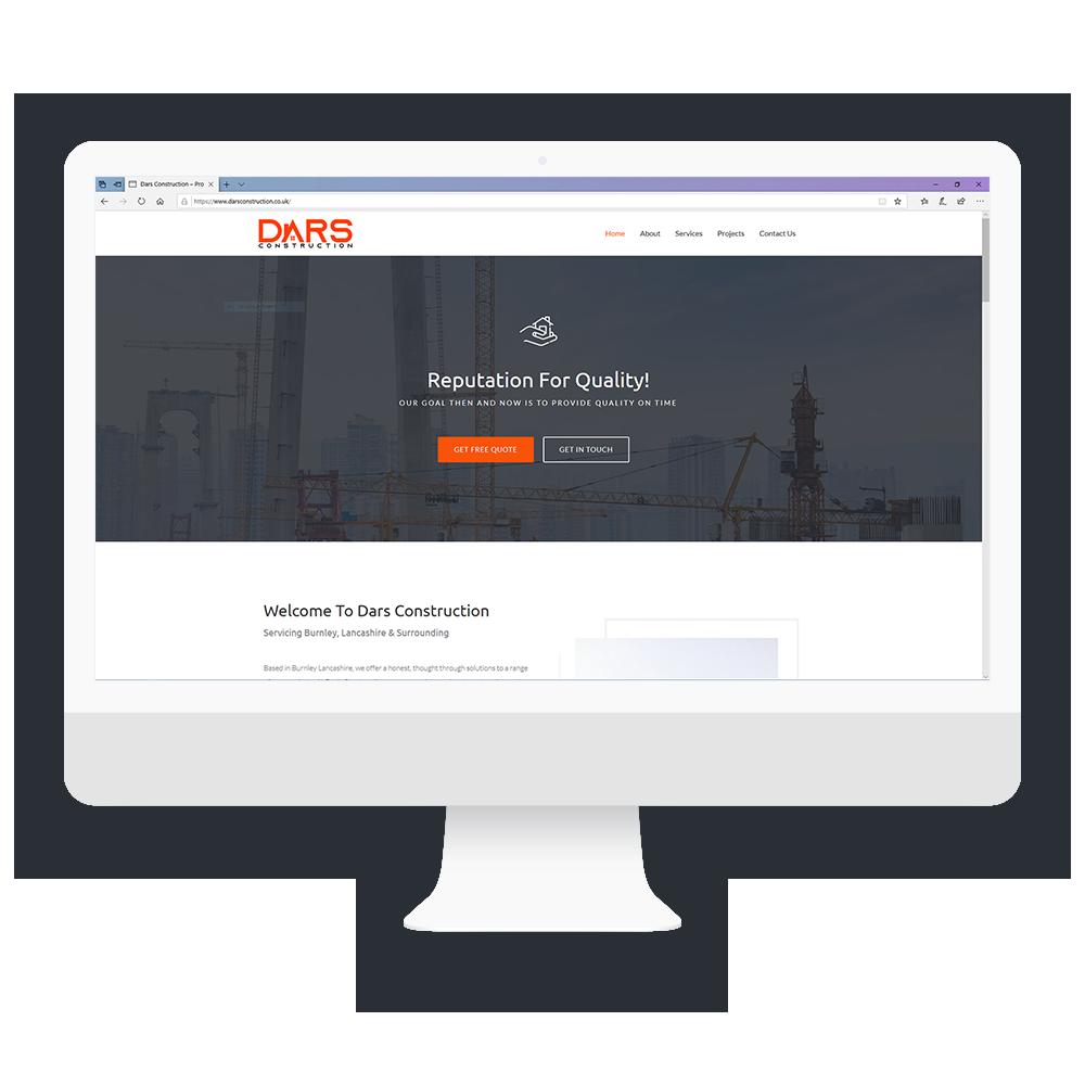 Dars Media Web Design & Development